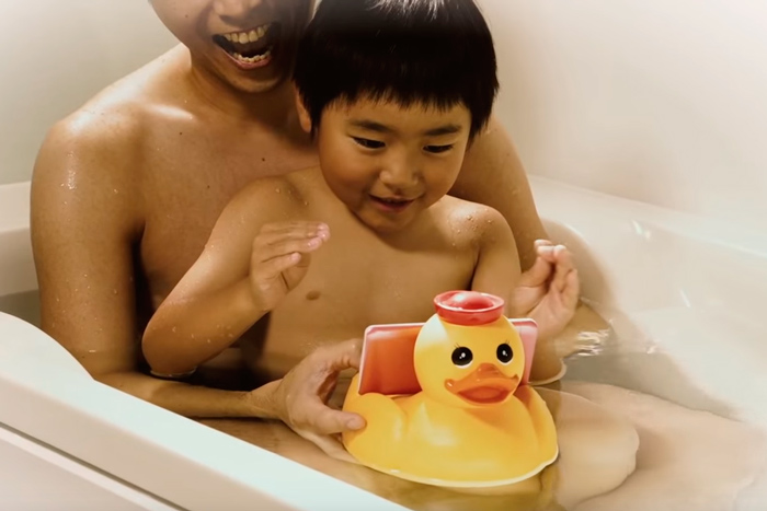El smartphone Kyocera Digno Rafre se puede lavar con jabón bajo el grifo, Imagen 2