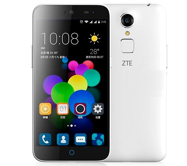 ZTE lanza el Blade A1 con sensor de huellas y 2GB de RAM por tan solo 95 Dólares, Imagen 1