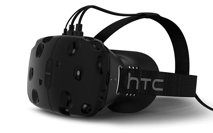 HTC confirma que sus gafas de realidad virtual Vive llegarán en abril del 2016, Imagen 1