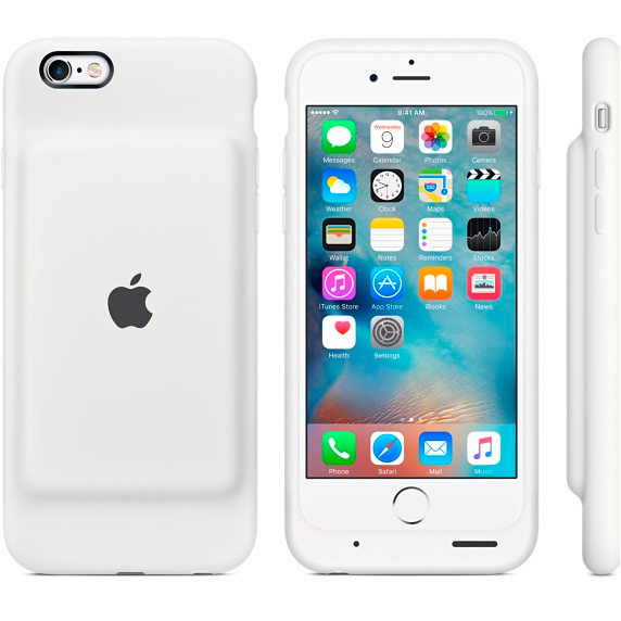Apple Smart Battery Case, funda con batería para el iPhone 6 por 119 Euros, Imagen 1