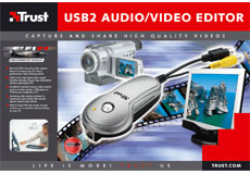 Nuevo Trust USB2 Audio/Video Editor, Imagen 3