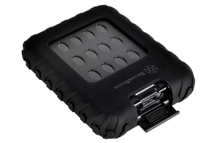 Lo nuevo de SilverStone es una carcasa USB 3.0 para discos duros resistente al agua, Imagen 1