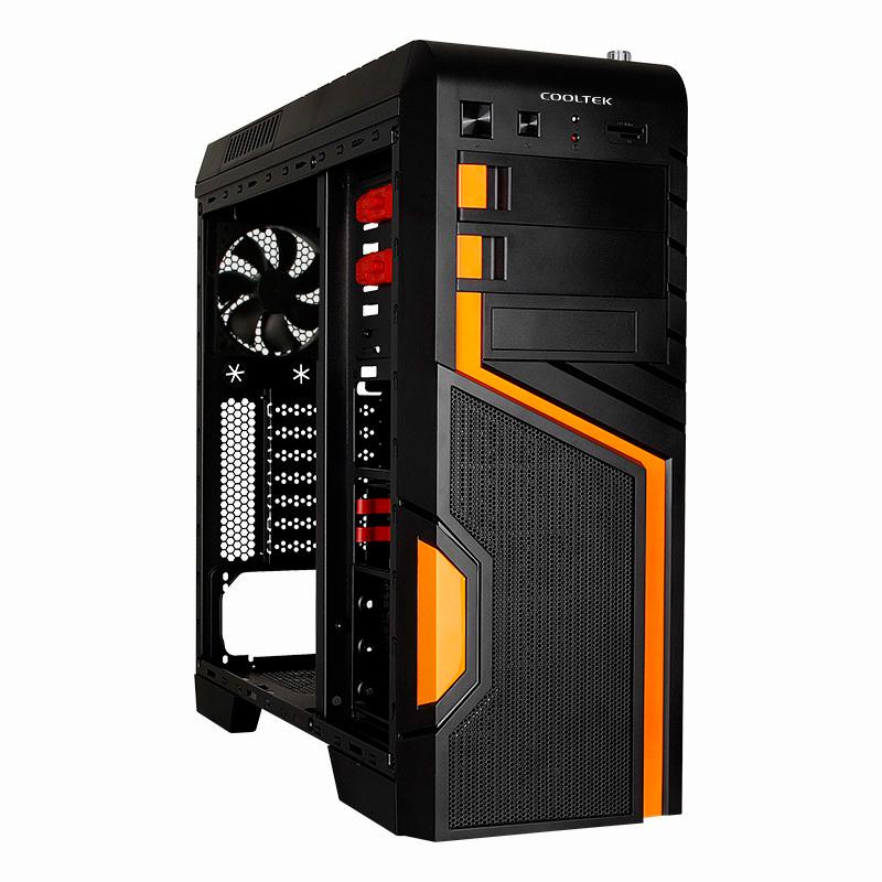 Cooltek desvela su nueva semi torre GT-04, Imagen 1
