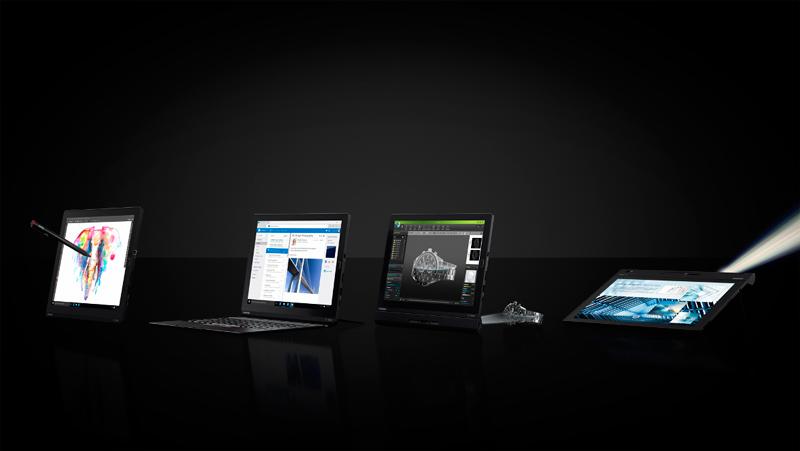 Lenovo llega a Las Vegas con su versátil y modular ThinkPad X1 Tablet, Imagen 1