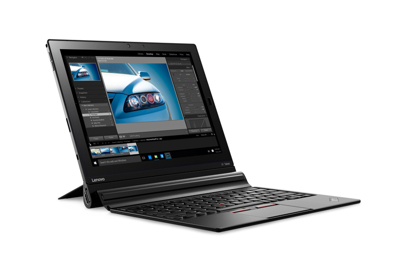 Lenovo llega a Las Vegas con su versátil y modular ThinkPad X1 Tablet, Imagen 3