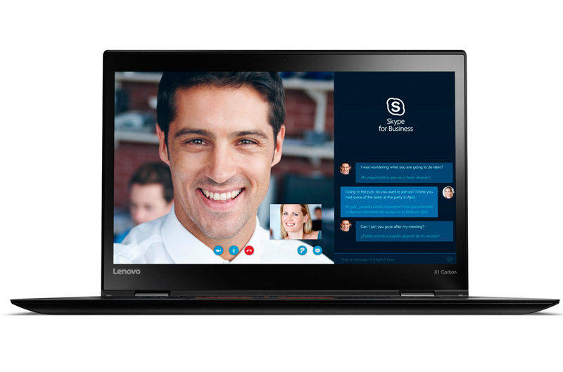 Lenovo ThinkPad X1 Carbon, el Ultrabook profesional de 14