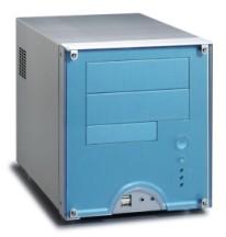 Dos cajas de aluminio y un barebone de Lian-Li, Imagen 3