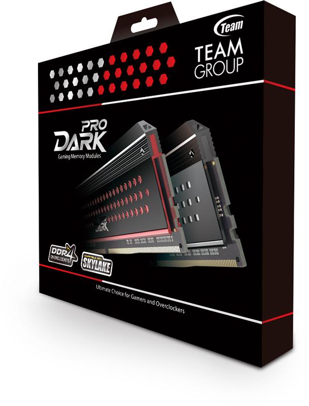 Team Group Dark Pro, nuevas memorias DDR4 para overclock, Imagen 2