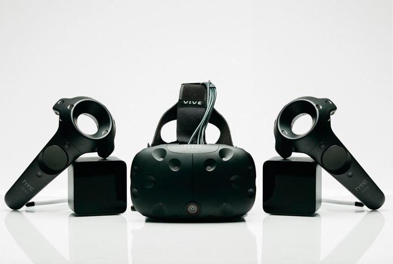 HTC Vive Pre, las nuevas gafas de realidad virtual de HTC para desarrolladores, Imagen 1