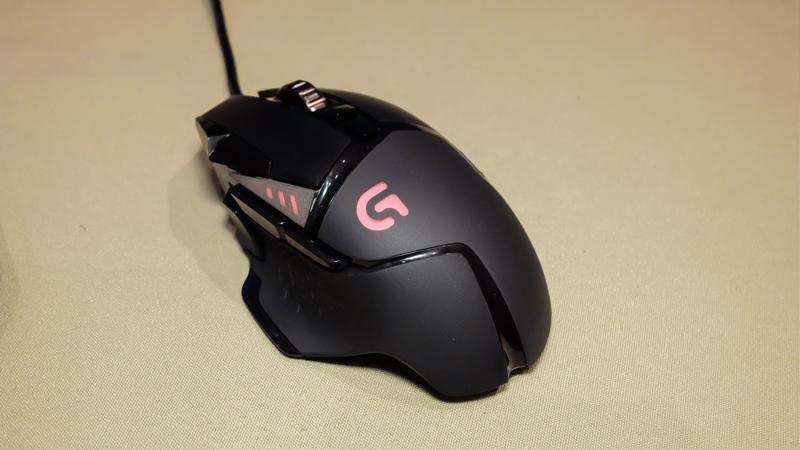 Logitech añade iluminación RGB a su ratón avanzado G502, Imagen 2