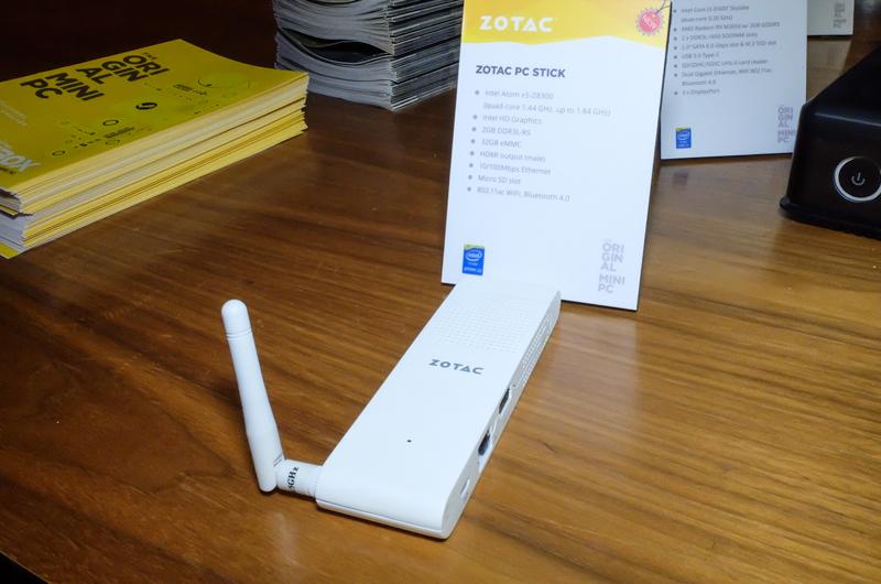 ZOTAC PC STICK, un completo PC en un pincho HDMI, Imagen 1