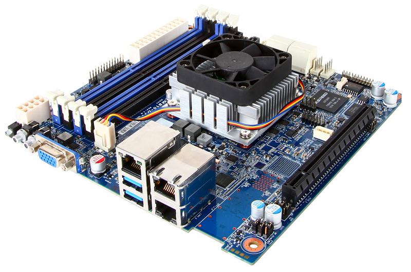 Gigabyte desvela cuatro nuevas placas base Mini-ITX con SoCs Intel Xeon D-1500, Imagen 2