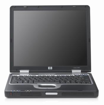 HP incorpora el nx5000 a su serie de portátiles, Imagen 1