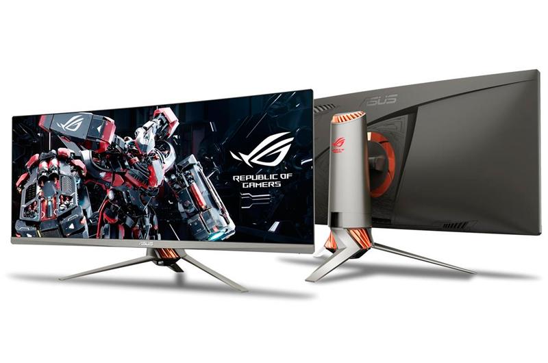 Aparece en tiendas el monitor ASUS ROG Swift PG348Q, Imagen 1