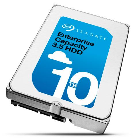 Seagate alcanza los 10 TB con su nuevo disco duro Helium Enterprise, Imagen 1