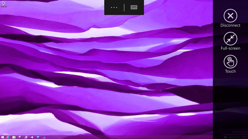 Remote Desktop de Microsoft ya se puede usar en smartphones con Windows 10 y Continuum, Imagen 1
