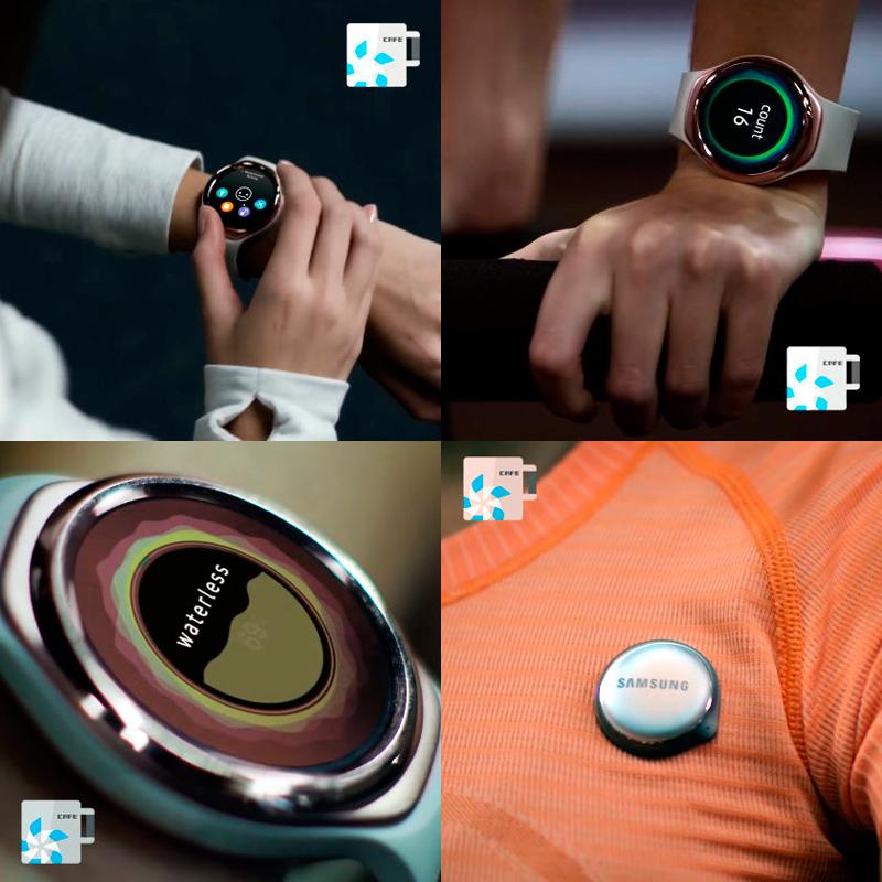Se filtran las primeras imágenes del Samsung Gear Fit 2, Imagen 1