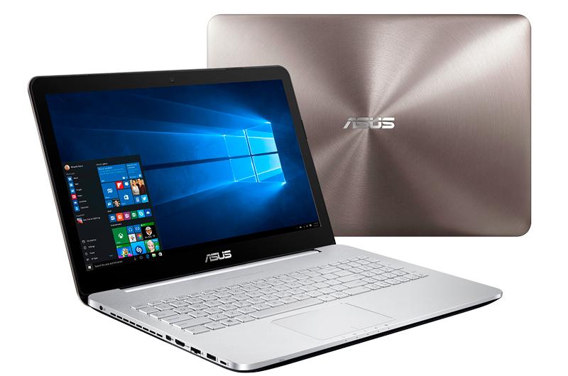 Llegan a España los nuevos portátiles ASUS N552, Imagen 1