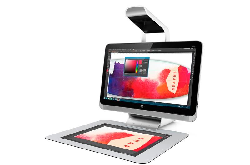 HP amplía su gama de ordenadores todo en uno con escáner 3D con el nuevo Sprout Pro, Imagen 1