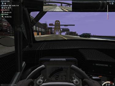 Mercedes-Benz World Racing, Imagen 1