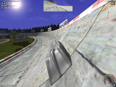 Mercedes-Benz World Racing, Imagen 2