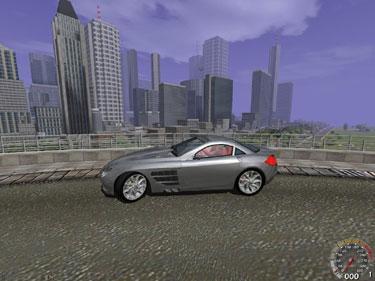 Mercedes-Benz World Racing, Imagen 7