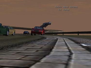 Mercedes-Benz World Racing, Imagen 8