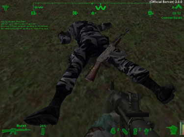 Review America's Army 2.0.0, Imagen 4