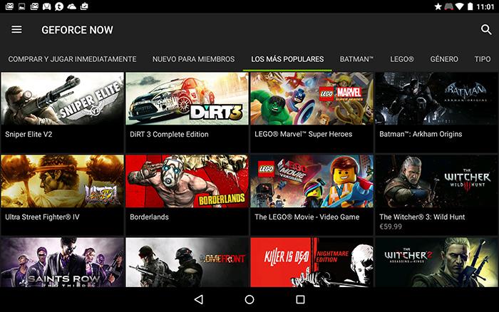 GeForce Now llega a PC para poder jugar en streaming, Imagen 1