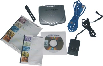 Análisis Punto de acceso C54APT Wireless 802.11g de Conceptronic, Imagen 3