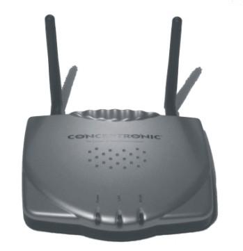 Análisis Punto de acceso C54APT Wireless 802.11g de Conceptronic, Imagen 4