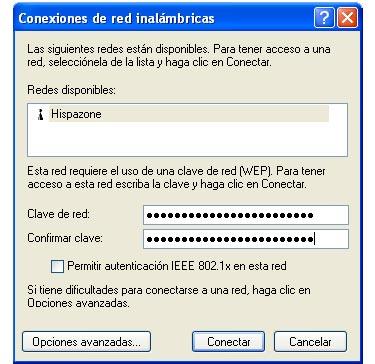 Análisis Punto de acceso C54APT Wireless 802.11g de Conceptronic, Imagen 6