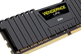 Corsair Vengeance LPX DDR4 3200 con Corsair AirFlow