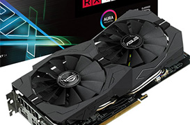 ASUS Radeon Strix RX470