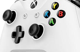 Gamepad Xbox One S probado en PC