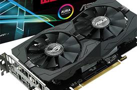 ASUS ROG Strix Radeon RX460