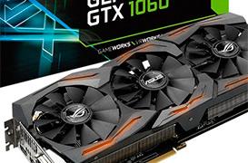 ASUS Geforce GTX 1060 Strix