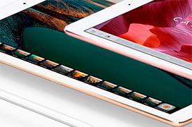 No se puede trabajar con un iPad Pro