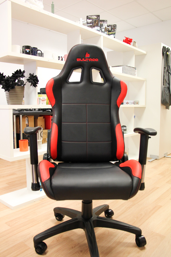 Bultaco gt301 gaming chair - Bultaco silla gaming ...
