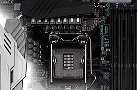 Las mejores placas base Z270