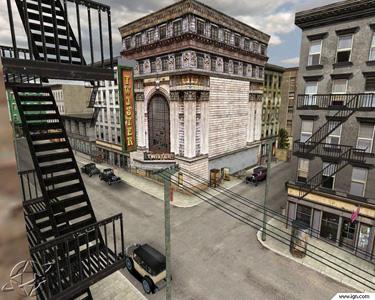 Mafia the city of Lost Heaven, Imagen 1