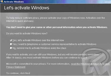 El próximo Microsoft Windows .NET, Imagen 5
