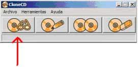 Software para Grabar CD's, Imagen 6