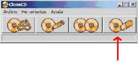 Software para Grabar CD's, Imagen 9