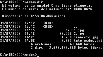 MS-DOS (I): La historia del sistema operativo, Imagen 3