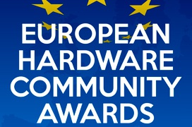 Ganadores de  los EUROPEAN HARDWARE COMMUNITY AWARDS