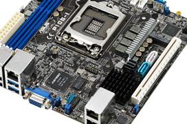 ASUS lanza las nuevas placas para servidores E9 y P10S