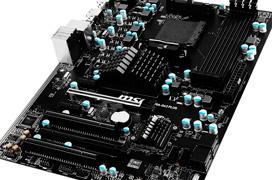 MSI anuncia su nueva placa 970A-G43 Plus con socket AM3+