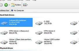 Lee casi cualquier sistema de archivos de Linux en Windows