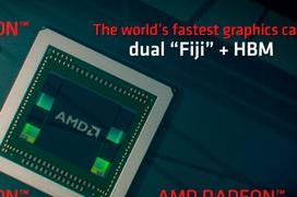 AMD enseña un ordenador compacto con una Fiji Dual GPU